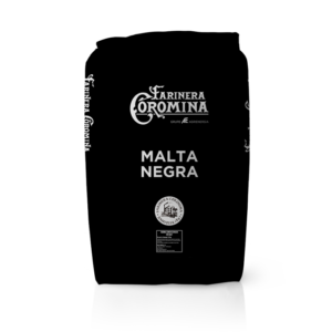 Farinera Coromina, farines d'altres cereals, farina de Malta Negra
