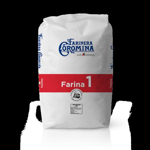 Farinera Coromina, farines de la gamma farina de gran força, farina 1