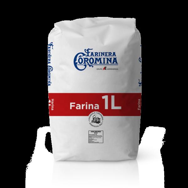 Farinera Coromina, farines de la gamma farina de gran força, farina 1L
