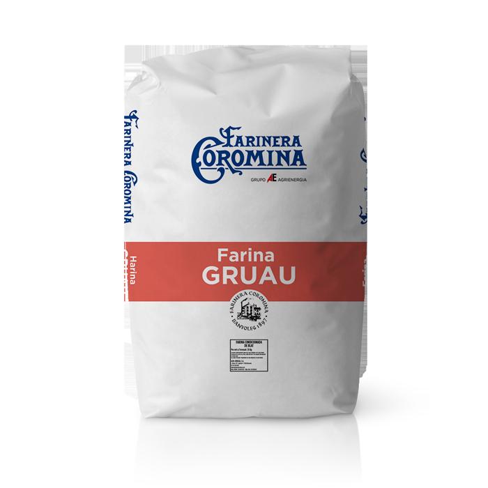 Farinera Coromina, farines de la gamma farina de gran força, farina Gruau