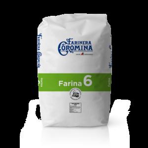 Farinera Coromina, farines de la gamma farines fluixes, farina 6