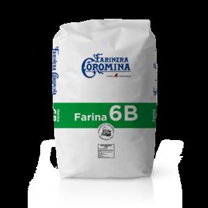 Farinera Coromina, farines de la gamma farines fluixes, farina 6B