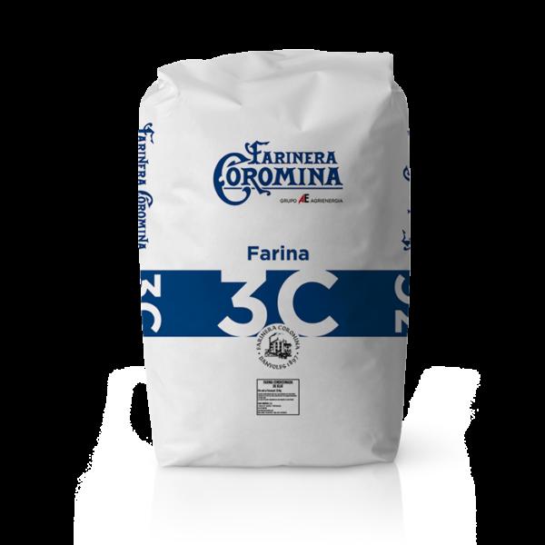 Farinera Coromina, farines de la gamma farina de mitja força, farina 3C