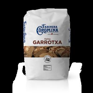 Farinera Coromina, farines de la gamma Can Trull, farina Garrotxa
