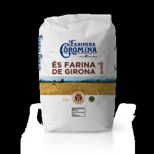 Farinera Coromina, farines de la gamma locals, farina de Girona 1