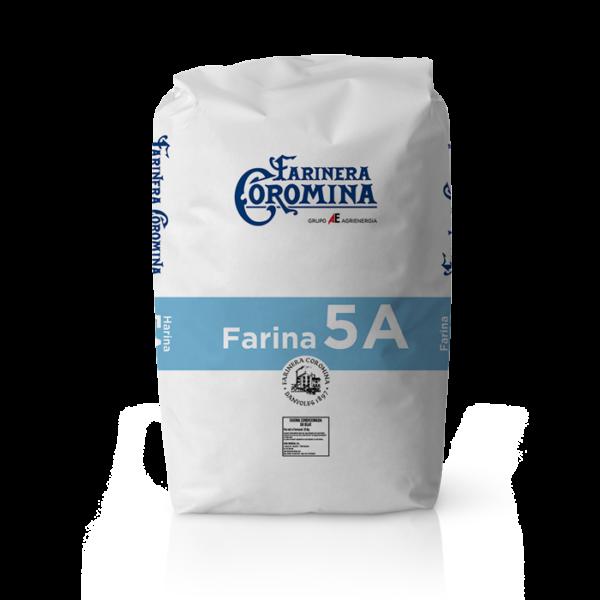 Farinera Coromina, farines de la gamma farines panificables, farina 5A