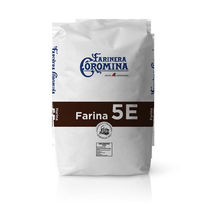 Farinera Coromina, farines de la gamma farines panificables, farina 5E