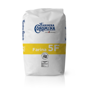 Farinera Coromina, farines de la gamma farines panificables, farina 5F