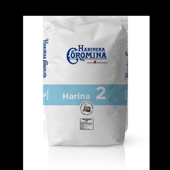 Harinera Coromina, harinas de la gama harina de media fuerza, harina 2