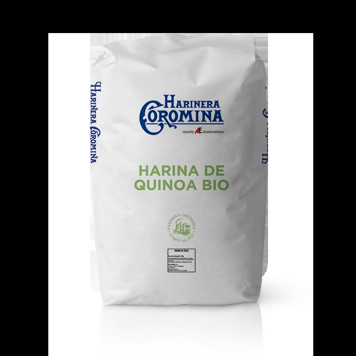 Farinera Coromina, farines ecològiques d'altres cereals, farina de Quinoa BIO