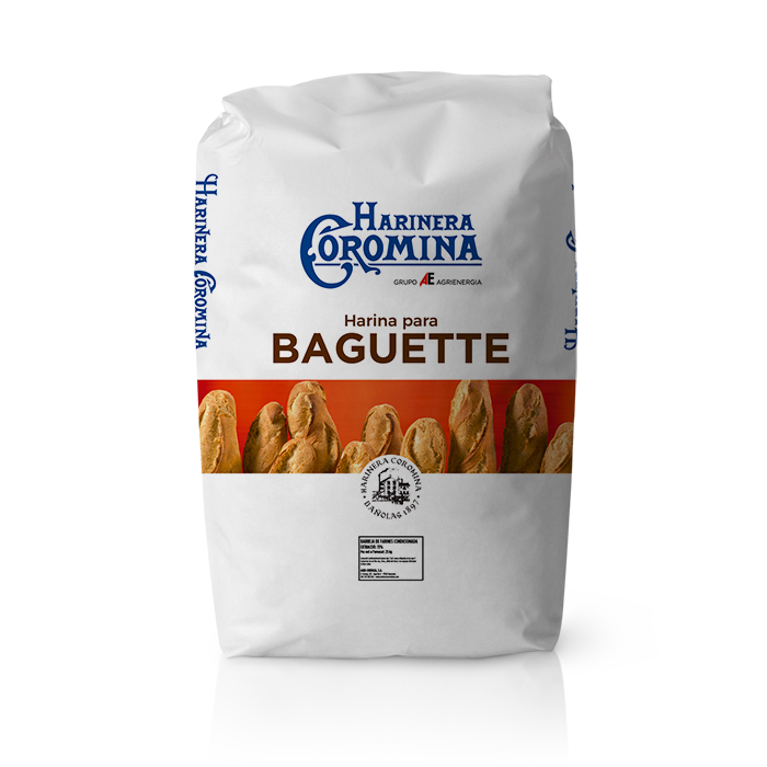 Harinera Coromina, harinas de la gama Can Trull, Harina Baguette
