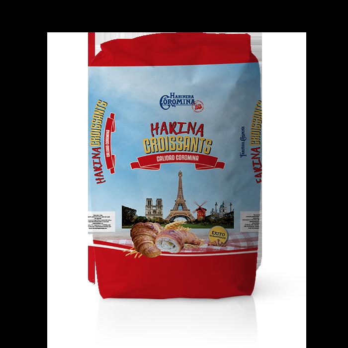 Harinera Coromina, harinas de la gama Can Trull, Harina Croissants