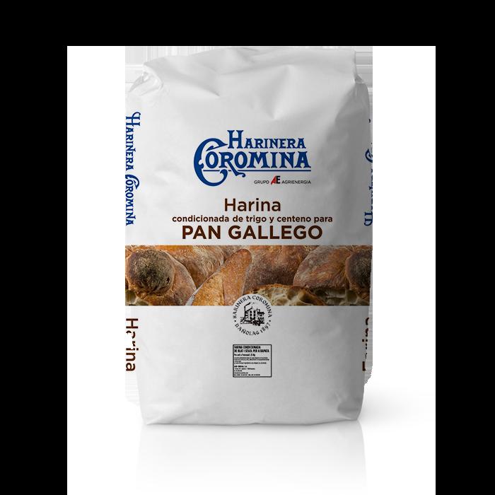 Harinera Coromina, harinas de la gama Can Trull, harina Pan Gallego