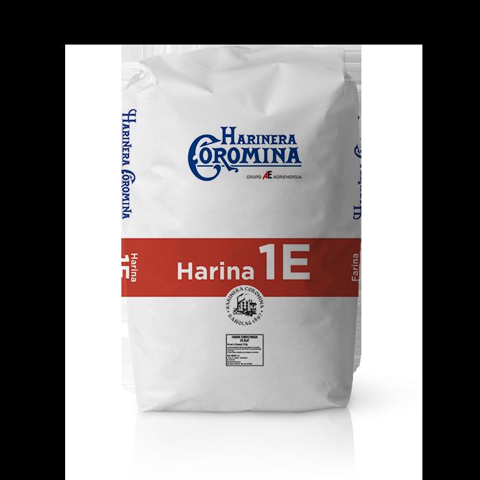 Harinera Coromina, harinas de la gama harina de gran fuerza, harina 1E