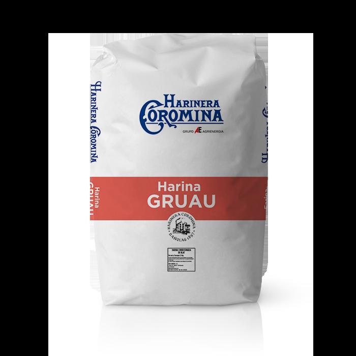 Harinera Coromina, harinas de la gama harina de gran fuerza, harina GRUAU